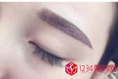 现在眉毛整形一般多少钱呢
